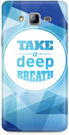 Take a Deep Breath Mobile Covers for Samsung Galaxy On5
