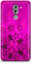 Twinkling Stars Designer Case For Huawei Honor 6X