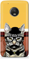 Uncle Cat Mobile Cases for Motorola Moto G5
