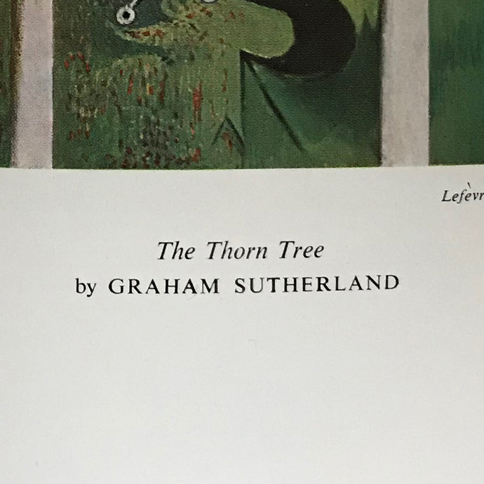 Graham Sutherland Inside A Penguin