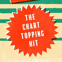 The Chart Topping Hit Record Cover Print