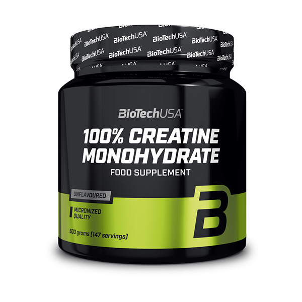 Image of 100% CREATINE MONOHYDRATE - 500 g