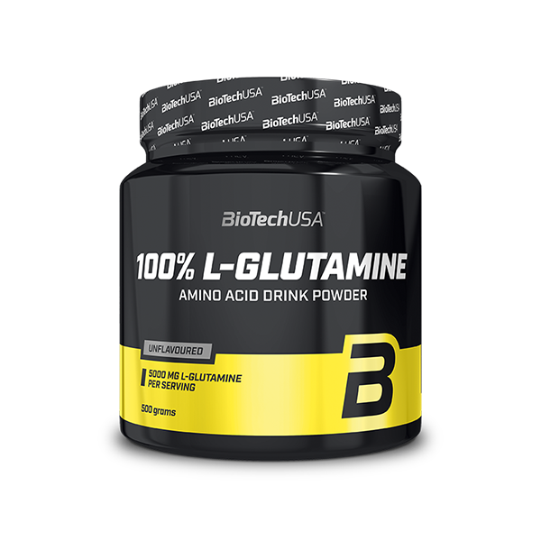 Image of 100% L-Glutamine - 500 g