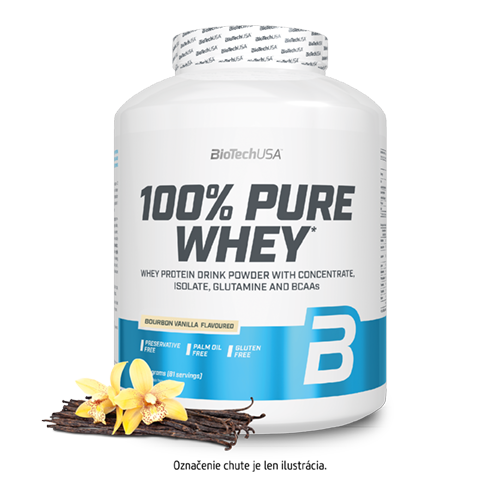 Image of 100% Pure Whey - 2270 g - OLD