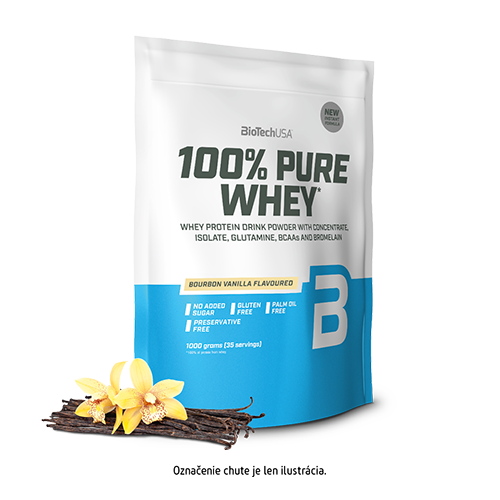 Image of 100% Pure Whey - 1000 g