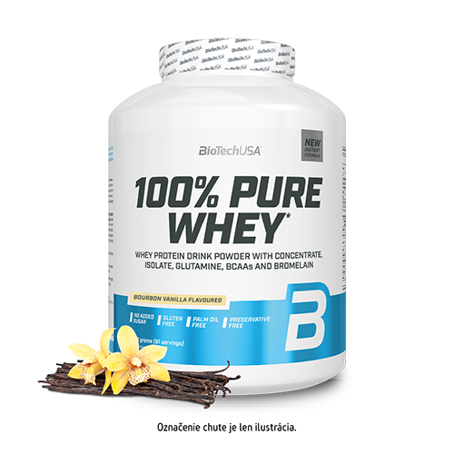 Image of 100% Pure Whey - 2270 g