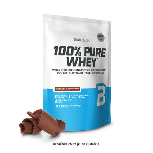 Image of 100% Pure Whey - 454 g