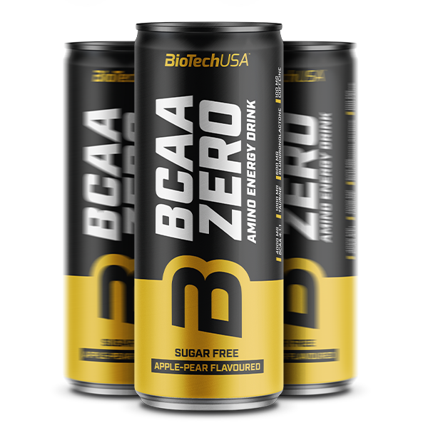 Image of BCAA Zero Energy Drink - 330 ml