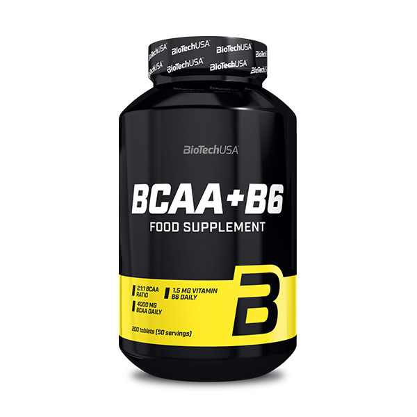 Image of BCAA+B6 - 200 tabliet