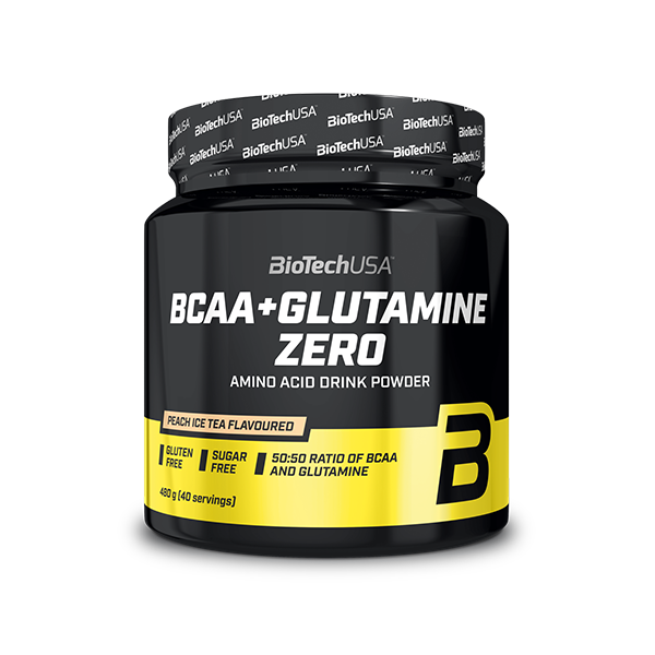 Image of BCAA + Glutamine Zero 480 g