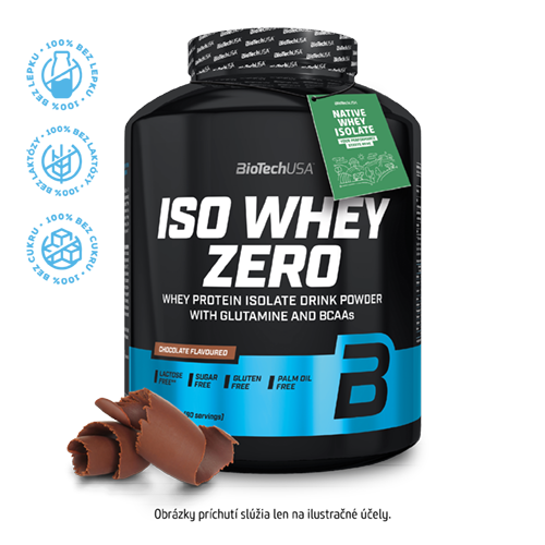 Image of Iso Whey Zero - 2270 g