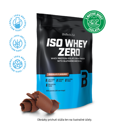 Image of Iso Whey Zero - 500 g