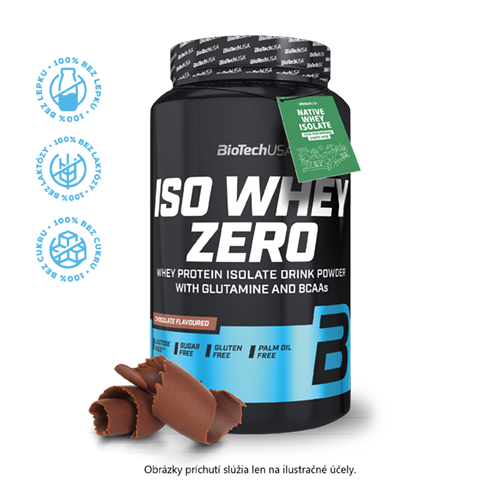 Image of Iso Whey Zero - 908 g