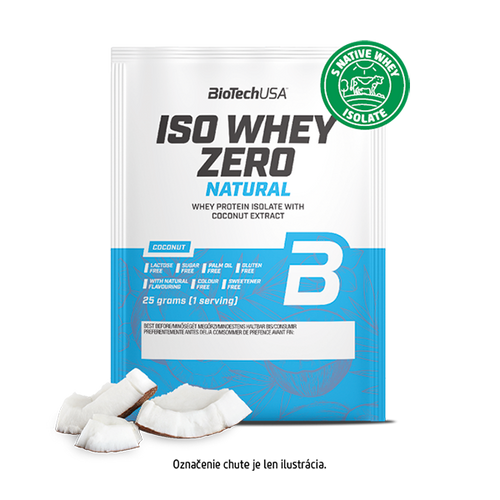 Iso Whey Zero Natural - 25 g
