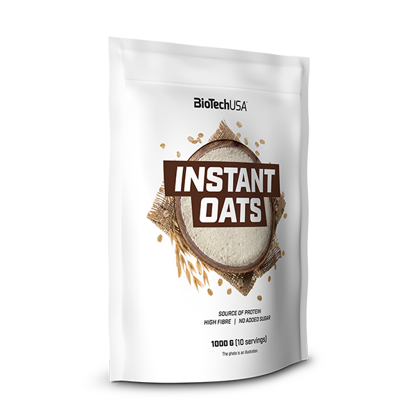 Image of Instant Oats - 1000 g