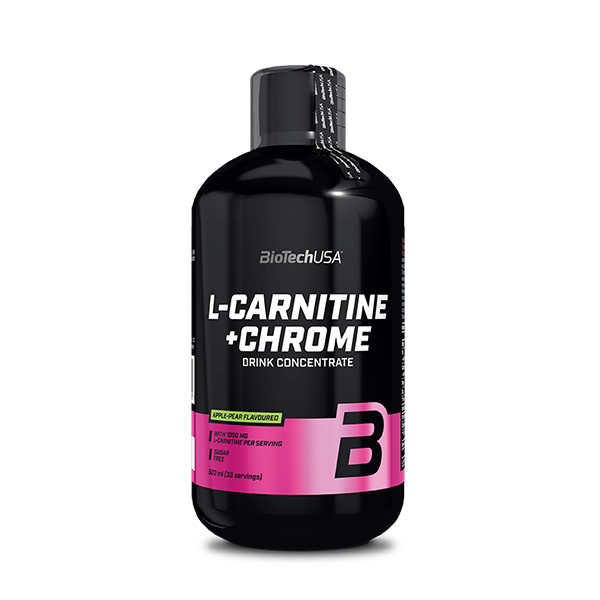 Image of L-Carnitine  + Chrome - 500 ml