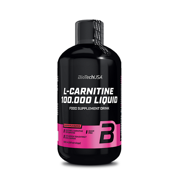 Image of L-Carnitine 100.000 Liquid - 500 ml