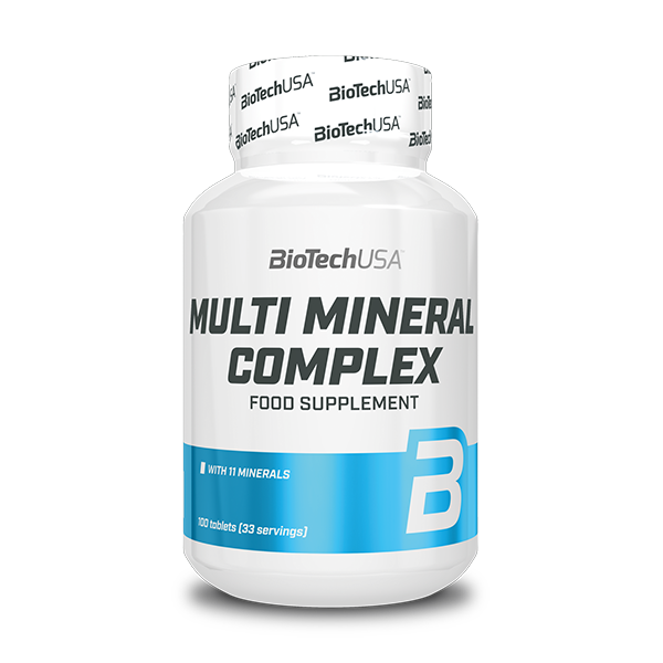 Image of Multimineral Complex - 100 tabliet