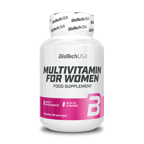 Multivitamin for Women - 60 tabliet