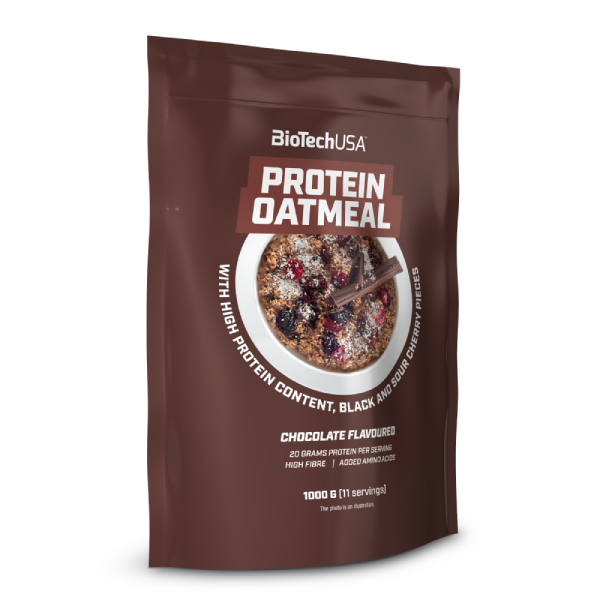 Image of Protein Oatmeal - 1000g