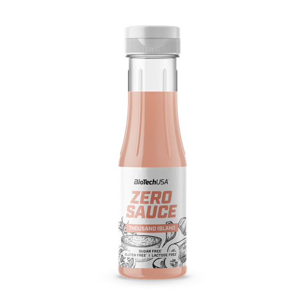 Image of Zero Sauce - 350 ml