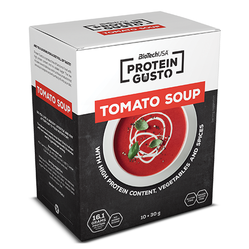 Image of Protein Gusto - Tomato Soup - 10 x 30 g