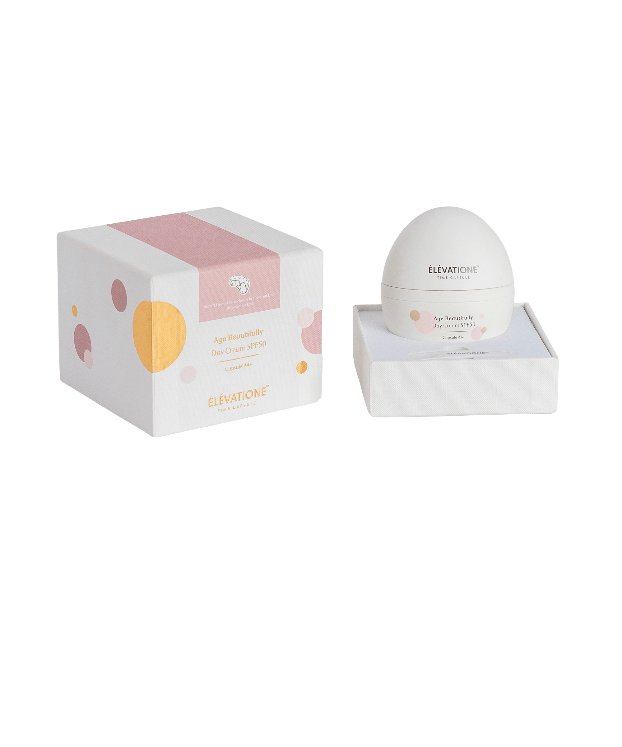Day Cream SPF50 Ultra Moisturizing Face Cream