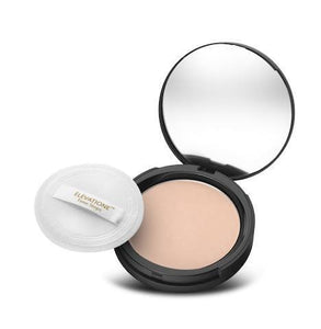 Sheer Finish Compact Powder 10 Grams (4 Colors)-Face Makeup-Elevatione-Rose Beige-Elevatione