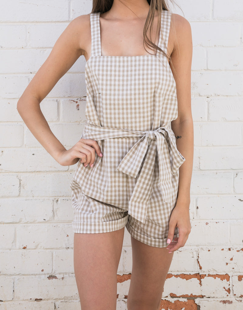 Last Forever Playsuit - West & Rose