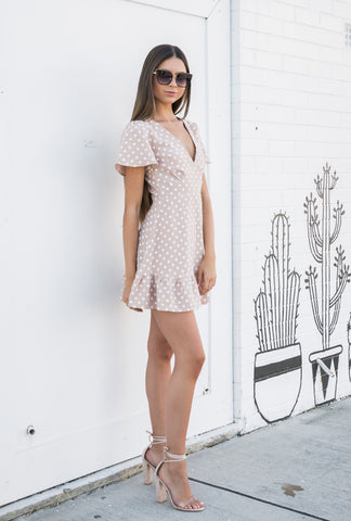 West & Rose Summer Lovin Wrap Dress