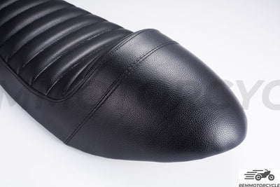 Selle Moto cafe racer Racing 2 Noir