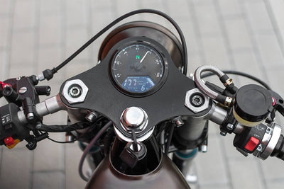 Compteur Complet LCD Digital - REMMOTORCYCLE