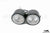 Phare Double optique Chrome ou Noir
