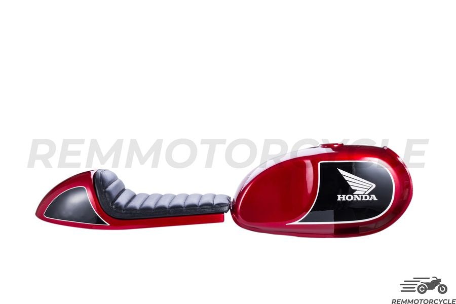 Set Reservoir  8L avec Selle Cafe Racer