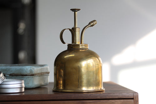 Brass Spray Bottle