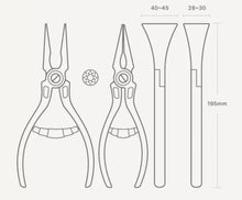 Leather Edge Pliers