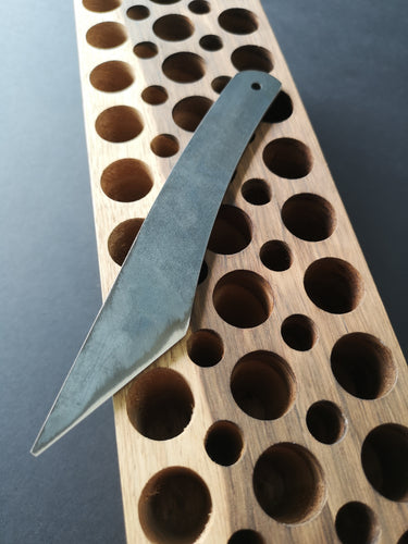 Curved Handle Paring Knife