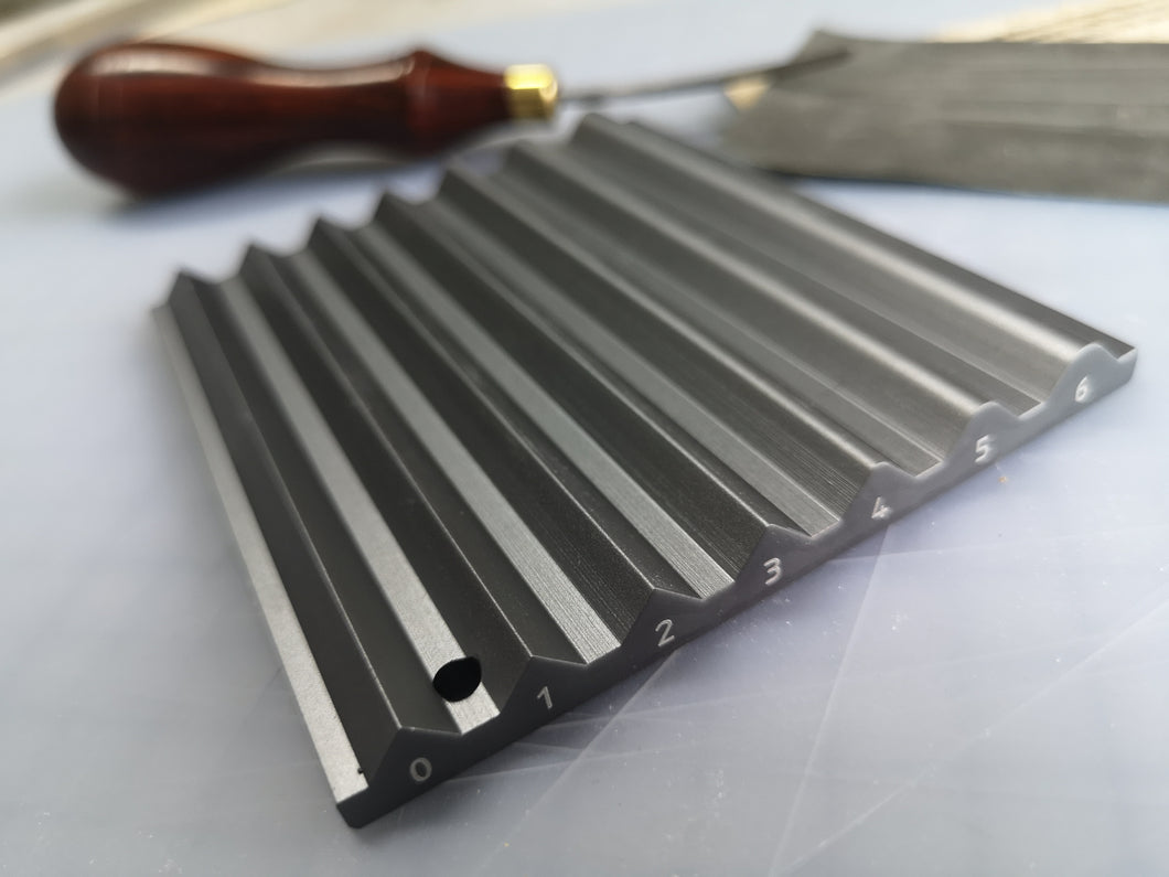 Edger Sharpening Board