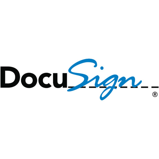 DocuSign (Standard) - Send & sign digital documents from anywhere in the world.