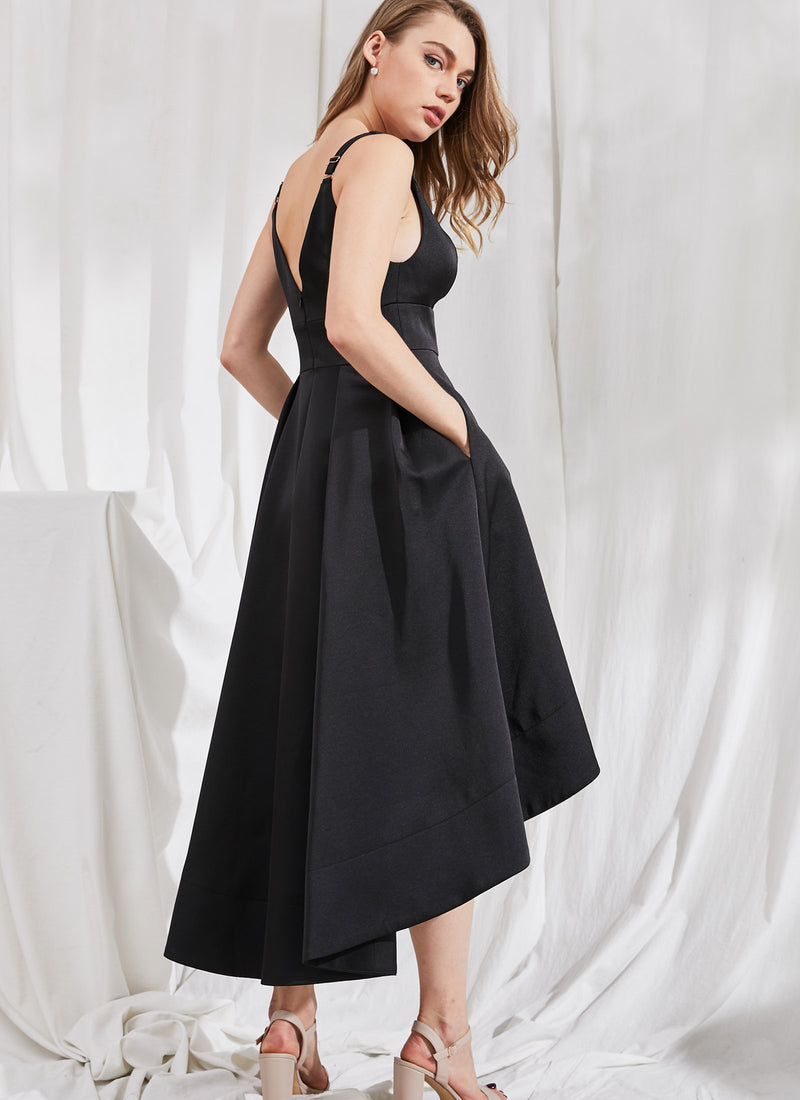 Audrey Dress, Black