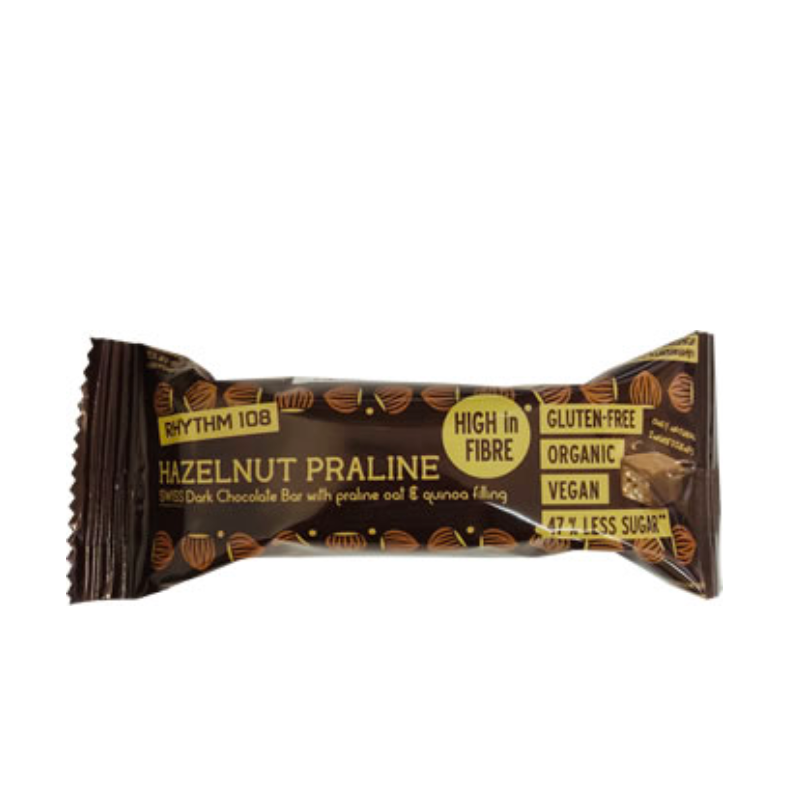 Hazelnut Praline Bar