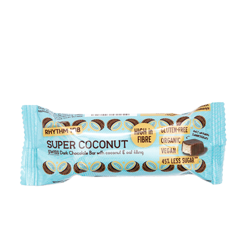 Super Coconut Bar