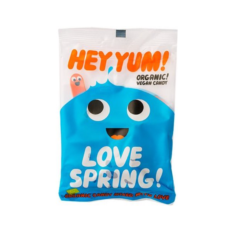 HEY, YUM! - Love Spring