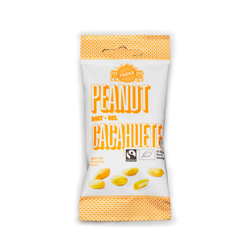 Fairtrade Peanuts