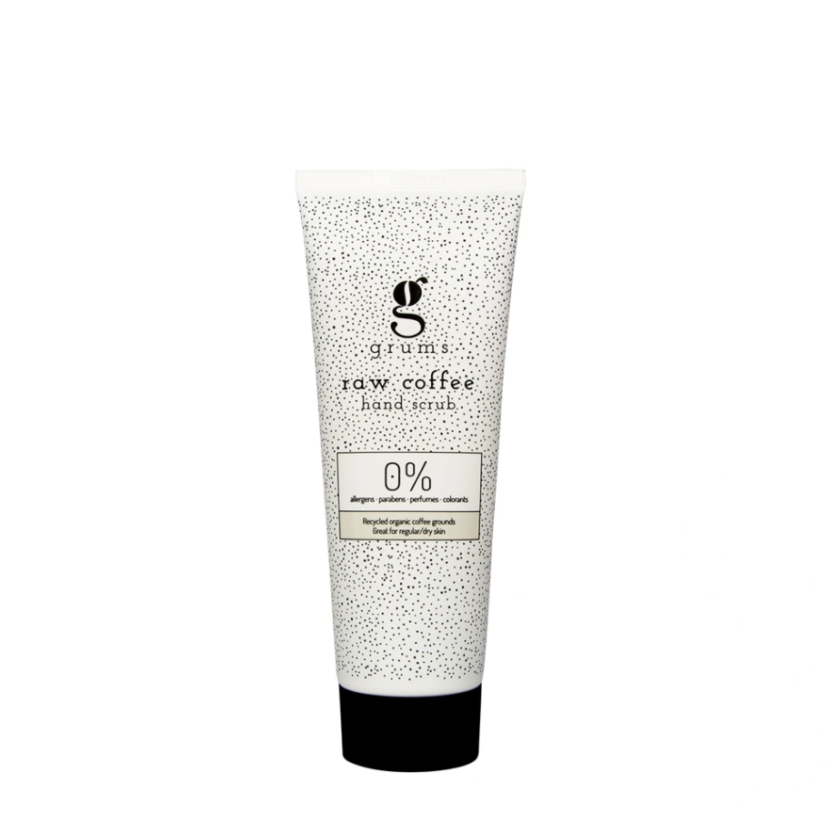 Raw Espresso Face Scrub & Mask 80 ml