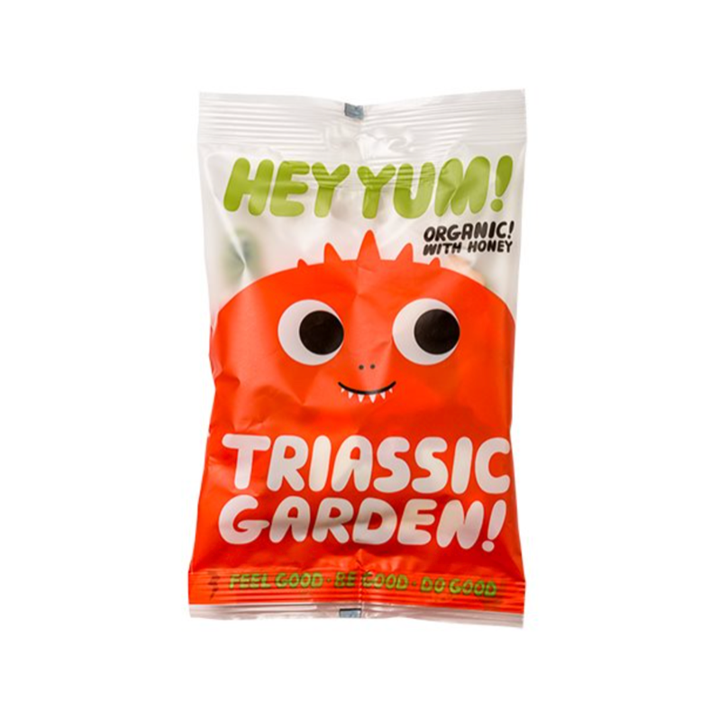 Hey Yum - Triassic Garden skumfidus