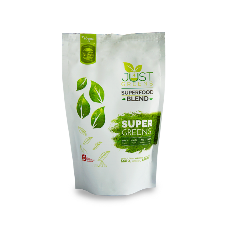 Super Greens superfoodpulver