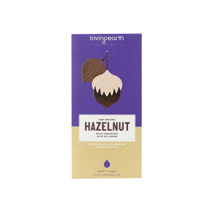Raw Chocolate Hazelnut