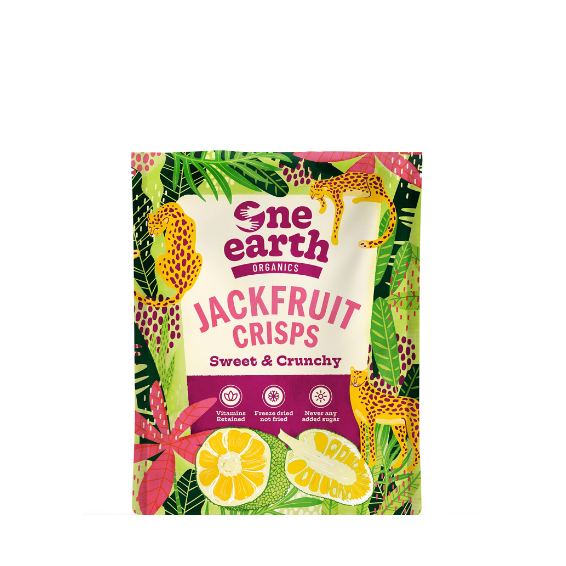 One Earth Jackfruit Crisps