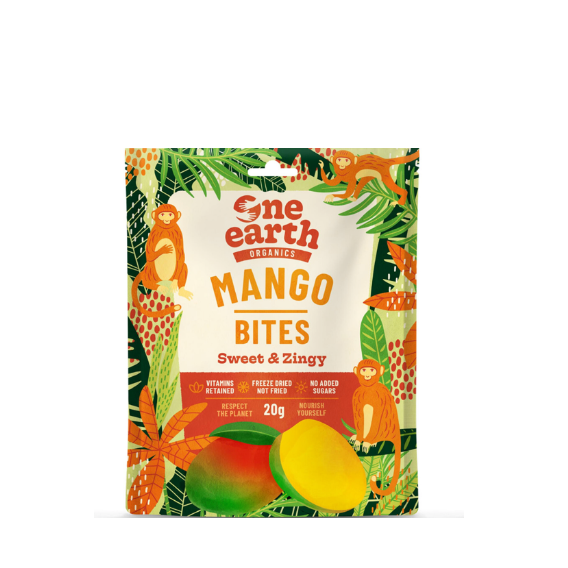One Earth Mango Bites